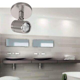 1-lichts-badkamer-spot-ip44-mat-staal