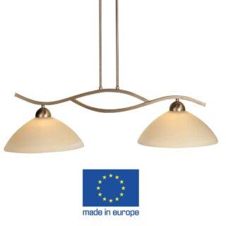 Hanglamp 'Capri' 2 lichts