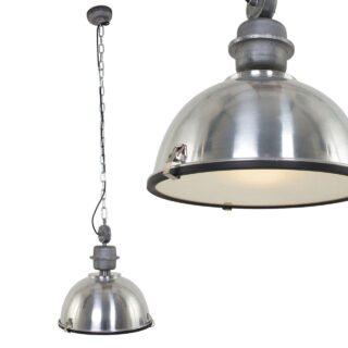Industriële hanglamp Bikkel staal ⌀ 42cm LampenConcurrent.nl