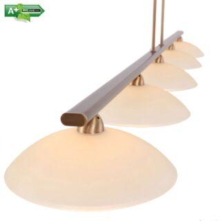 Klassieke 5 lichts eettafellamp led