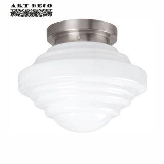 Retro plafondlamp Art Deco 'York' Ø 30cm