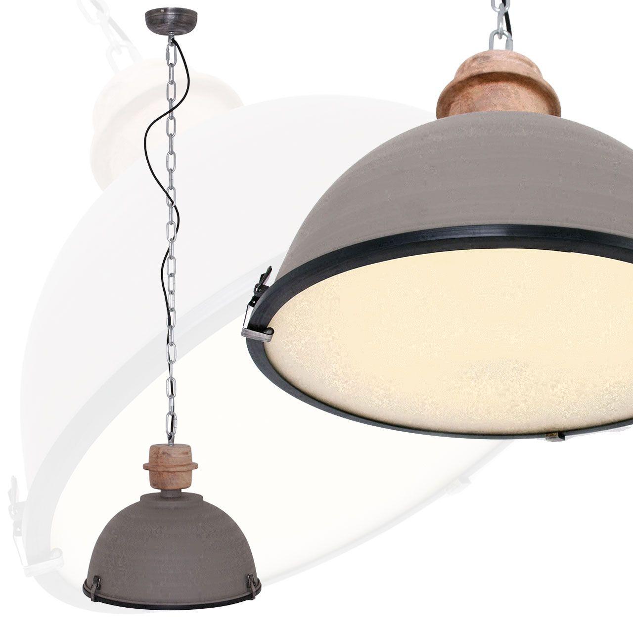 Scandinavisch industriële hanglamp Bikkel 1459GR