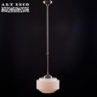 Verstelbare Art Deco hanglamp Cambridge Ø 25cm