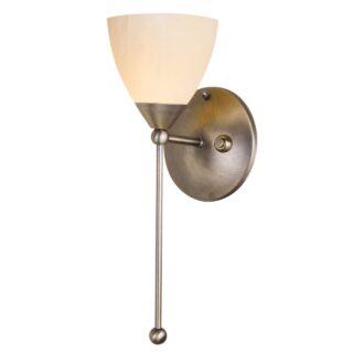 Wandlamp 'Burgundy' brons uplight